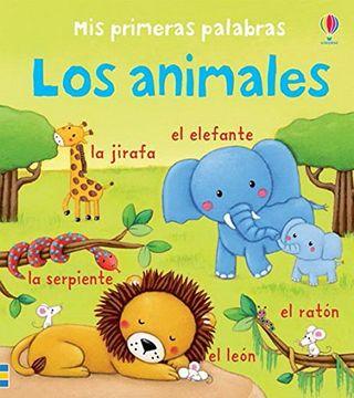 portada Mis Primeras Palabras los Animales