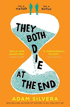 portada They Both die at the end