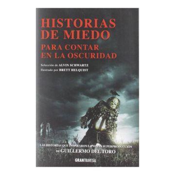 portada Historias de Miedo Para Contar en la Oscuridad