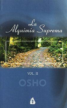 portada Alquimia Suprema (Tomo 2), la