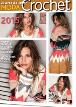 portada Moda al Crochet 2015