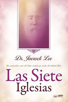 portada Las Siete Iglesias: Seven Churches (Spanish)