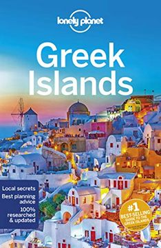 portada Lonely Planet Greek Islands (Travel Guide) (libro en Inglés)