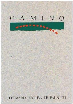 portada Camino. (Agenda, Rústica) (Libros de Josemaría Escrivá de Balaguer)