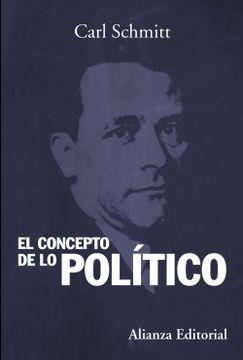 portada El Concepto de lo Politico