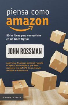 portada Piensa Como Amazon