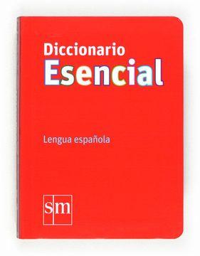 portada Diccionario Esencial. Lengua Española
