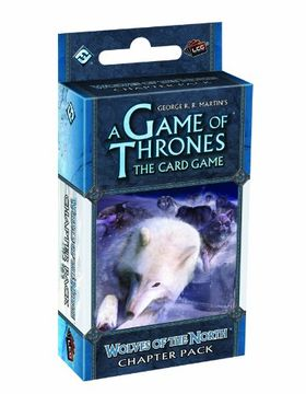portada A Game Of Thrones Lcg: Wolves Of The North chapter Pack Revised Edition
