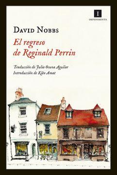 portada El Regreso de Reginald Perrin