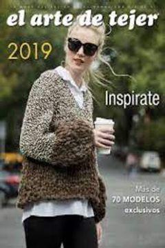 portada El Arte de Tejer 2019