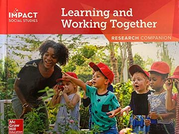 portada Learning and Working Together Research Companion Level k