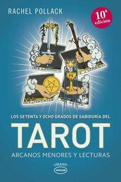 portada Setenta y Ocho Grados de Sabiduria del Tarot Arcanos Menores y Lecturas