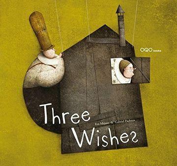 portada Three Wishes (Colección o) (libro en Inglés)