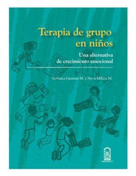 portada Terapia de Grupos en Niños