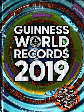 portada Guinness World Records 2019