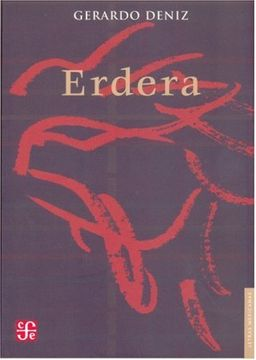portada Erdera (Letras Mexicanas)