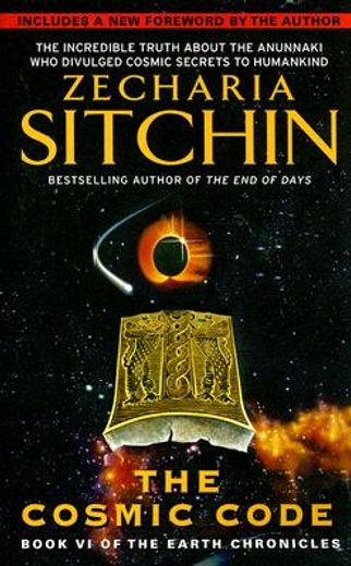 the cosmic code,book vi of the earth chronicles