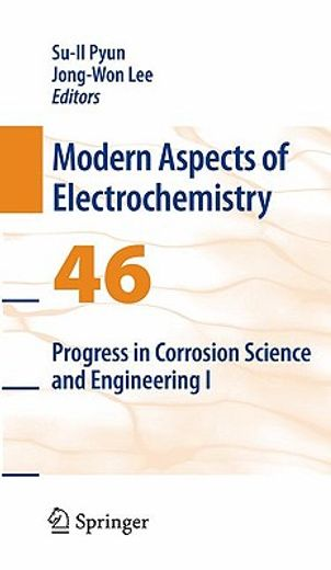 progress in corrosion science and engineering 1