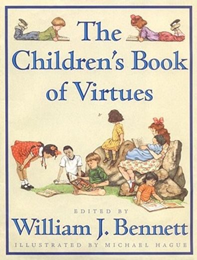 the children´s book of virtues