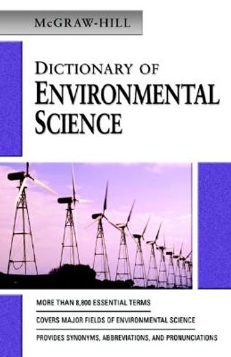 mcgraw-hill dictionary of environmental