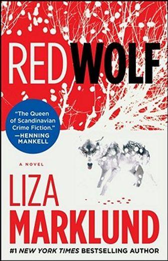 red wolf,a novel