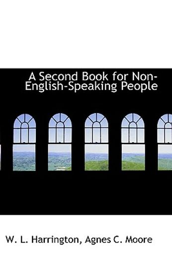 second book for non-english-speaking people