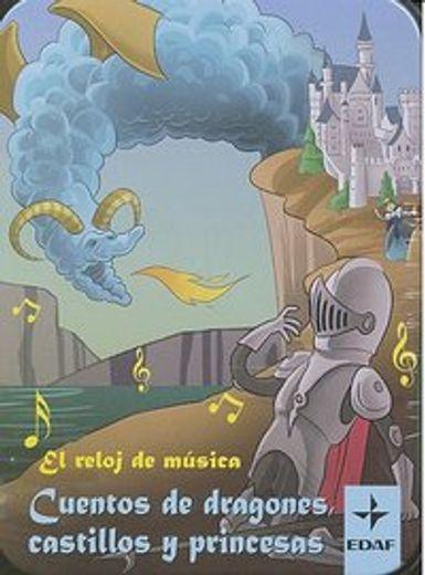 Reloj De Musica Cuentos De Dragones (Escalera de Lectura)