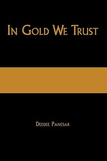 in gold we trust,the true story of the papalia twins and their battle for truth and justice