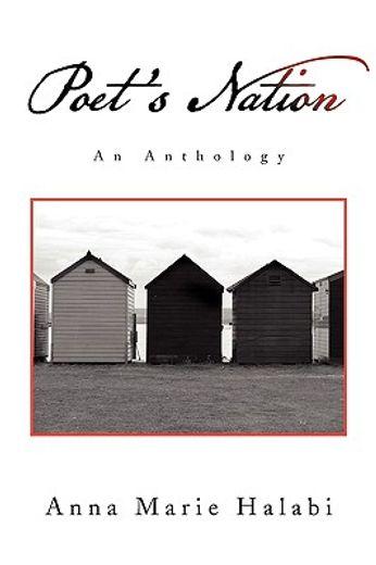 poet's nation,an anthology