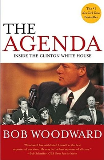 the agenda,inside the clinton white house