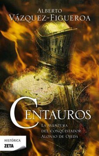 CENTAUROS (BEST SELLER ZETA BOLSILLO)