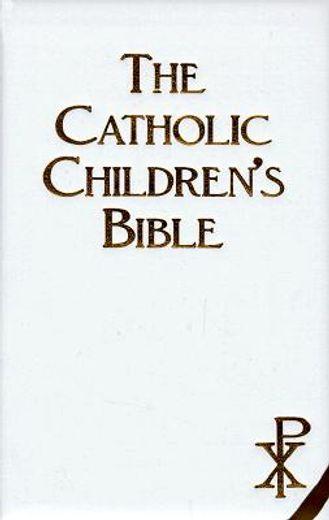 catholic children ` s bible-nab