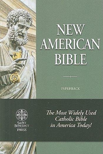holy bible-nab