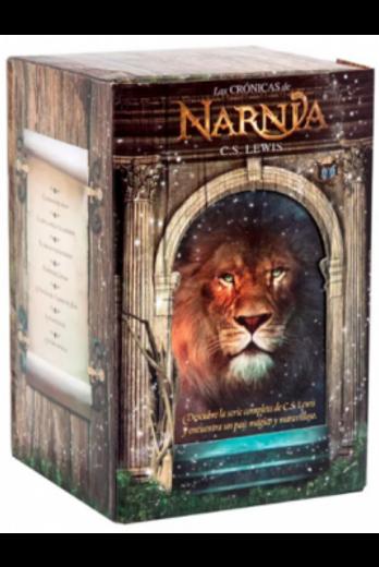 Las Cronicas de Narnia. Estuche Serie Completa. 7 Libros